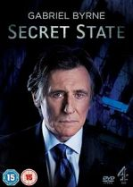 Secret State DVD cover Secret State DVD Review