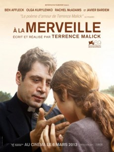 First International Posters for Terrence Malick's To the Wonder