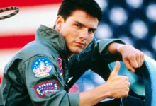 Tom Cruise in Top Gun 220x150 First IMAX Trailer for Top Gun 3D