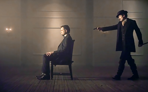 Billy-Campbell-and-Jesse-Johnson-in-Killing-Lincoln