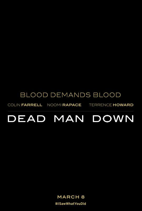 Dead-Man-Down-Teaser-Poster