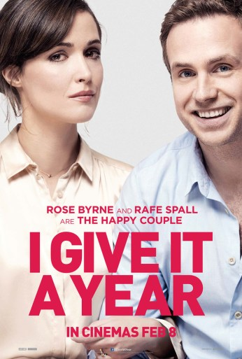 6 New Character Posters for I Give It A Year