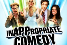 InAPPropriate Comedy Poster e1357643243735 220x150 Red Band Trailer for InAPPropriate Comedy with Adrien Brody, Lindsay Lohan & Michelle Rodriguez