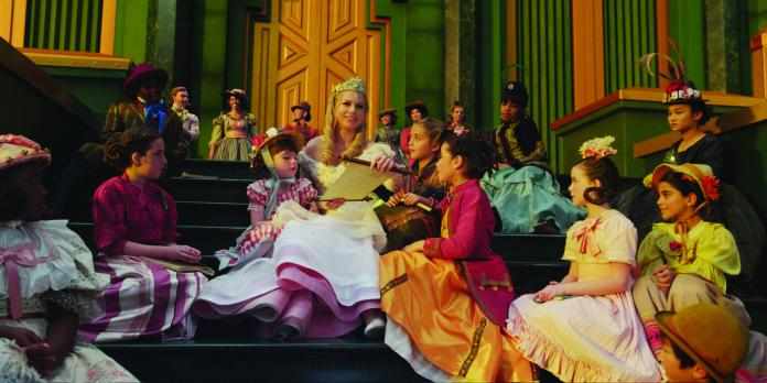 New Images from Sam Raimi's Oz the Great and Powerful