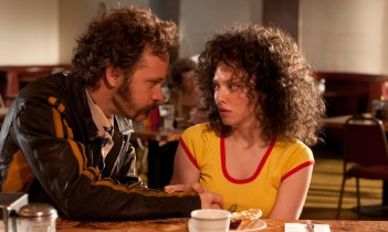 Peter Sarsgaard as Chuck Traynor and Amanda Seyfried as Linda Lovelace in LOVELACE. Credit Dale Robinette. 585x350 Sundance 2013   Lovelace Review