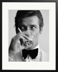 Roger Moore Sonic Editions – Limited Edition Prints of Cult Stars, Past & Present