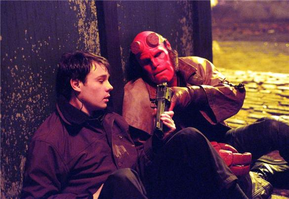 Rupert Evans in Hellboy 585x403 The HeyUGuys Film Show Interview: Rupert Evans on World Without End