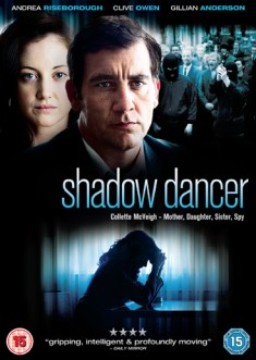 Shadow Dancer DVD Win Shadow Dancer on DVD