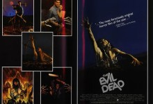 The Evil Dead VHS Cover 220x150 Sam Raimi Denies Evil Dead 4 is Happening   His Brothers Not So Sure