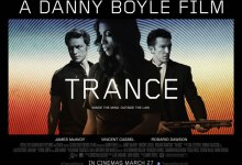 Trance Quad Poster 220x150 Trance Review