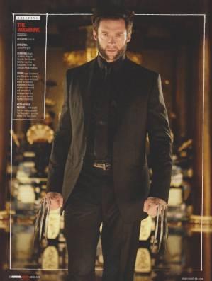 Wolverine Suit
