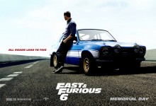 Fast and Furious 6 Poster  e1360935057345 220x150 New Poster for Fast and Furious 6 – 'All Roads Lead to This'