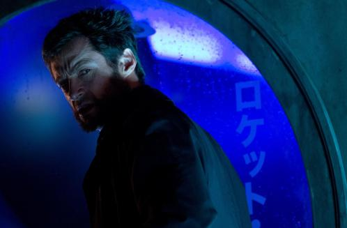 New Image and Set Photo of Hugh Jackman in The Wolverine