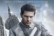 Oblivion Poster e1360788176208 220x150 New Poster for Joseph Kosinski's Oblivion with Tom Cruise