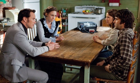 Patrick Wilson Vera Farmiga Lili Taylor and Ron Livingston in The Conjuring 585x350 The HeyUGuys Instant Watching Guide   December 9th 2013