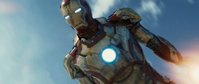 New Images from Iron Man 3