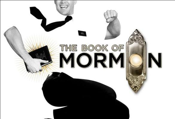 the book of mormon 585x399 VIDEO: Trey Parker and Matt Stone on writing The Book of Mormon