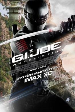 G.I. Joe Retaliation IMAX Poster 439x650 Watch Four Minutes of G.I. Joe: Retaliation