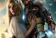 Iron Man 3 Pepper Potts and Tony Stark 220x150 New Iron Man 3 Poster shows beaten up Tony Stark and Pepper Potts
