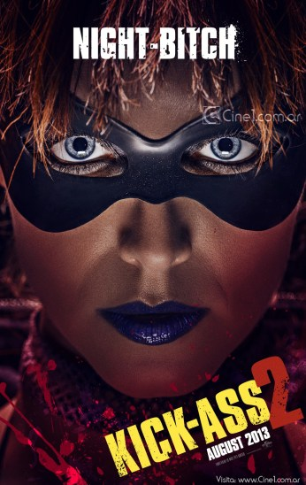 6 New Character Posters for Kick Ass, Hit Girl, The Mother F**ker & More in Kick Ass 2