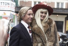 Steve Coogan and Tamsin Egerton in The Look of Love e1362414260198 220x150 New Images from Michael Winterbottoms The Look of Love with Steve Coogan