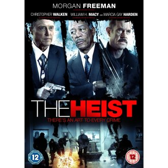 The Heist 585x585 Exclusive: Trailer for The Heist starring Morgan Freeman, Christopher Walken & William H. Macy
