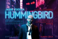 Hummingbird Quad Poster 220x150 Jason Statham is Haunted by his Past in New Clip from Hummingbird