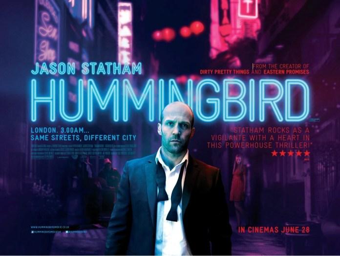 Hummingbird-Quad-Poster