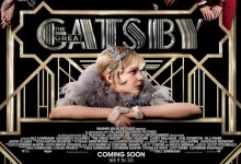 The Great Gatsby Poster e1365280458342 220x150 Snippets of New Footage in UK Trailer for The Great Gatsby