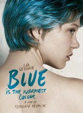 Blue Is the Warmest Colour Poster1 Cannes 2013: Blue is the Warmest Colour (La Vie dAdèle) Review