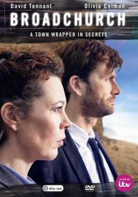 Broadchurch DVD cover 455x650 Broadchurch DVD review