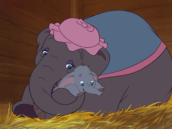 Dumbo 585x438 Six Of The Best (and Worst)   Animated Films