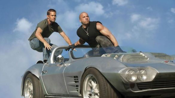 Fast Five 2011 585x329 Rear View Mirror: A Journey Through The Fast and the Furious Series So Far...