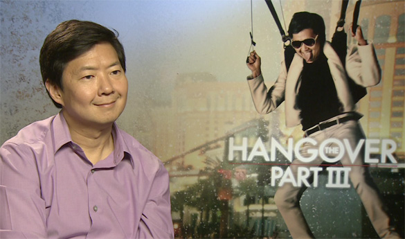 Ken Jeong The HeyUGuys Interview: Ken Jeong talks all things Mr. Chow for The Hangover Part III