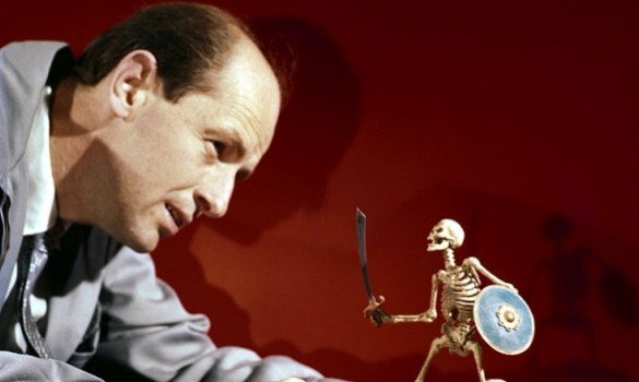Ray Harryhausen 585x350 Remembering Ray Harryhausen