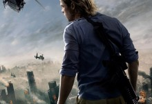 World War Z Poster e1369427230225 220x150 Brad Pitt Overlooks a Burning City in New Poster for World War Z