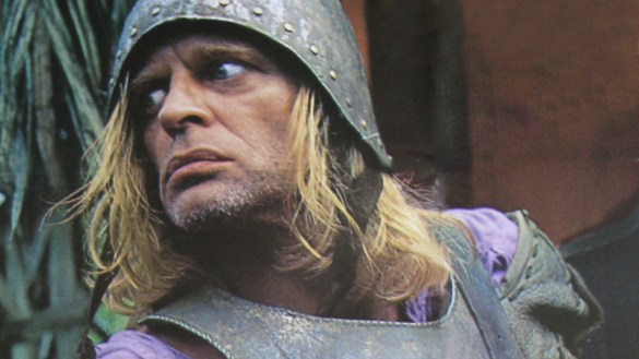 Aguirre wrath of god Kinski 585x329 Aguirre, Wrath of God Review