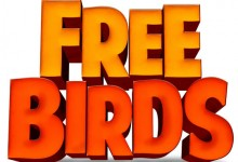 Free Birds Teaser Poster e1371682001395 220x150 First Trailer for Free Birds with Owen Wilson, Woody Harrelson & Amy Poehler