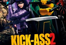 Kickass 2 international poster 220x150 New Red Band Featurette for Kick Ass 2 – 'Hit Girl vs. Mother Russia'