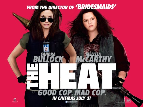 New Clip & UK Posters for The Heat with Sandra Bullock & Melissa McCarthy – 'Narc'