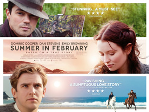 summer in febuary poster Summer in February Review