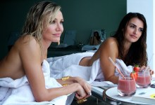Cameron Diaz and Penelope Cruz in The Counselor