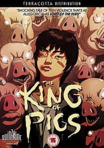 King of Pigs Blu ray and DVD Round up 19th July 2013