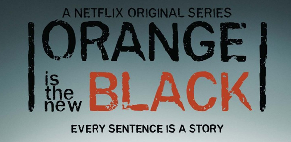 Orange is the New Black Loogo The HeyUGuys Instant Watching Guide   July 12th 2013