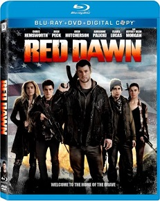 Red Dawn Blu ray and DVD Round up 19th July 2013