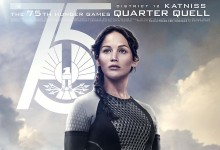 The Hunger Games Catching Fire Character Poster Katniss Everdeen e1374007546244 220x150 Comic Con: The First Full Trailer for The Hunger Games: Catching Fire