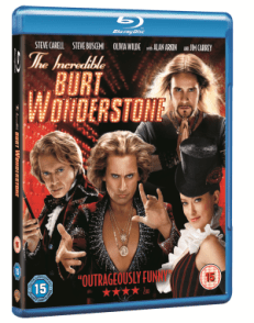 The Incredible Burt Wonderstone Win The Incredible Burt Wonderstone