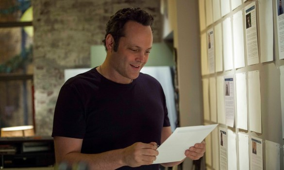 Vince Vaughn in Delivery Man  585x350 Delivery Man Review