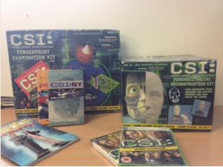 CSI Goodies