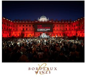 Film4 Summer Screen with Bordeaux Wines